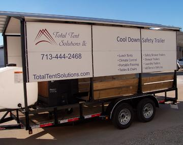 Portable Safety Trailers