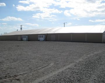 Military Shelter Tents