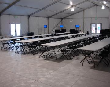 Tent Flooring & Carpet