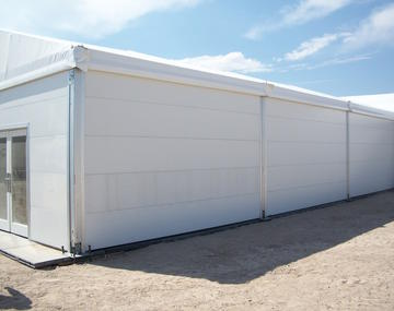 Environmental Containment Tents