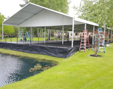 Medium Tents Clear Span Structures