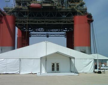 Fabrication Tents