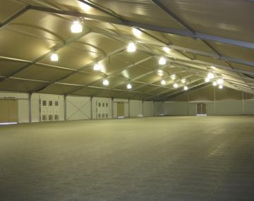 Industrial & Commercial Tent Lighting