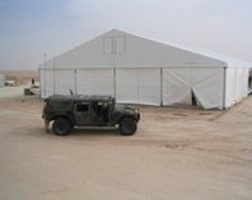 Military & Government Tents
