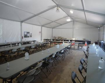 Tent Tables & Seating
