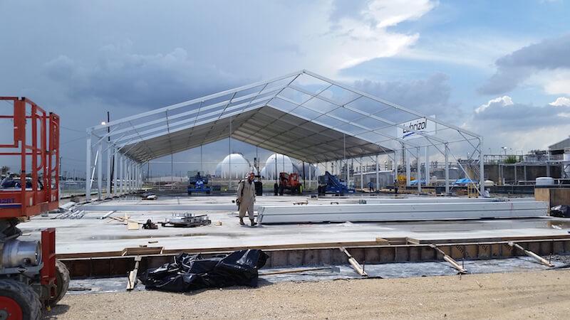 Commercial Tent Rentals - Large Commercial Tents & Commercial Tent Rentals - Large Commercial Tents | Total Tent Solutions
