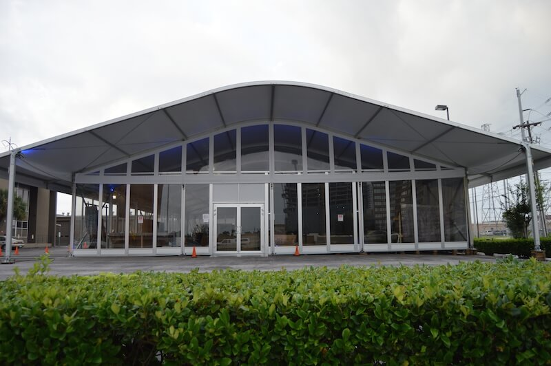 Curved Beam Tents - Curved Beam Tents For Rent