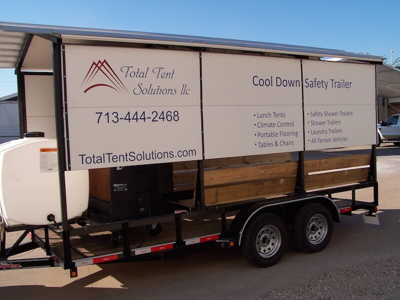 Portable Safety Trailers - Emergency Safety Trailers