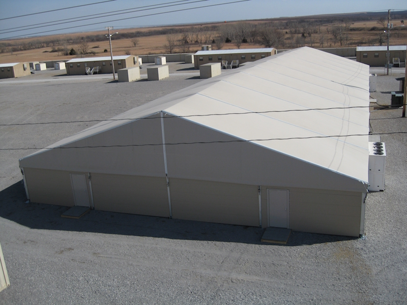 tent rentals for government