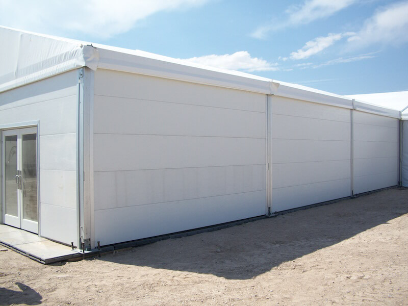 Temporary Warehouse Structures - Warehouse Storage Tents For Rent