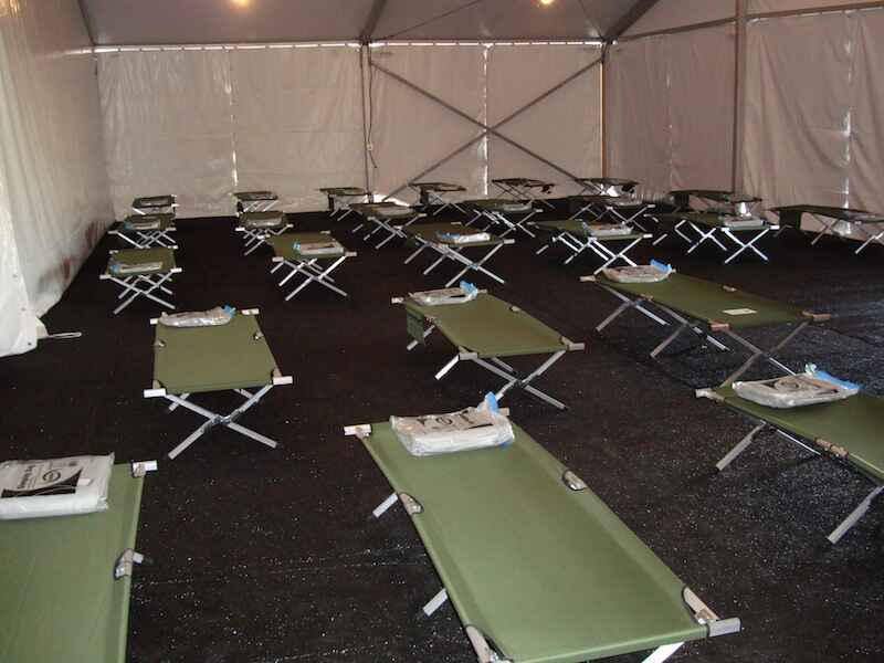 Disaster Relief Tents Emergency Tent Rentals Total