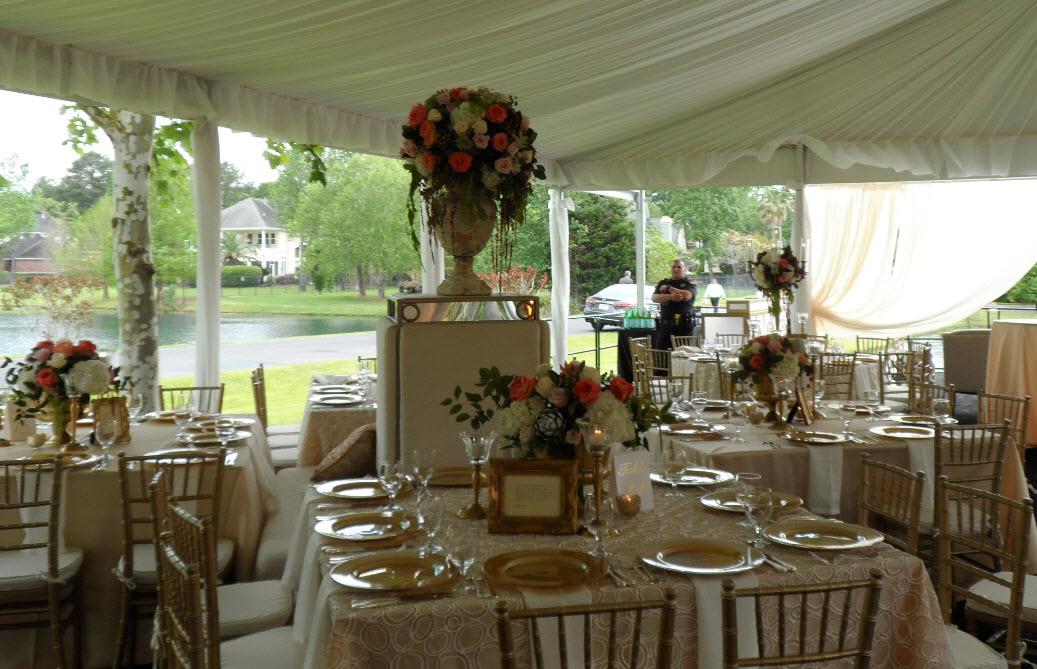 Large Wedding Tents For Rent Texas Wedding Tent Rentals Total