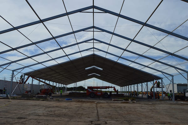 Clearspan Structures - Clearspan Fabric Tents