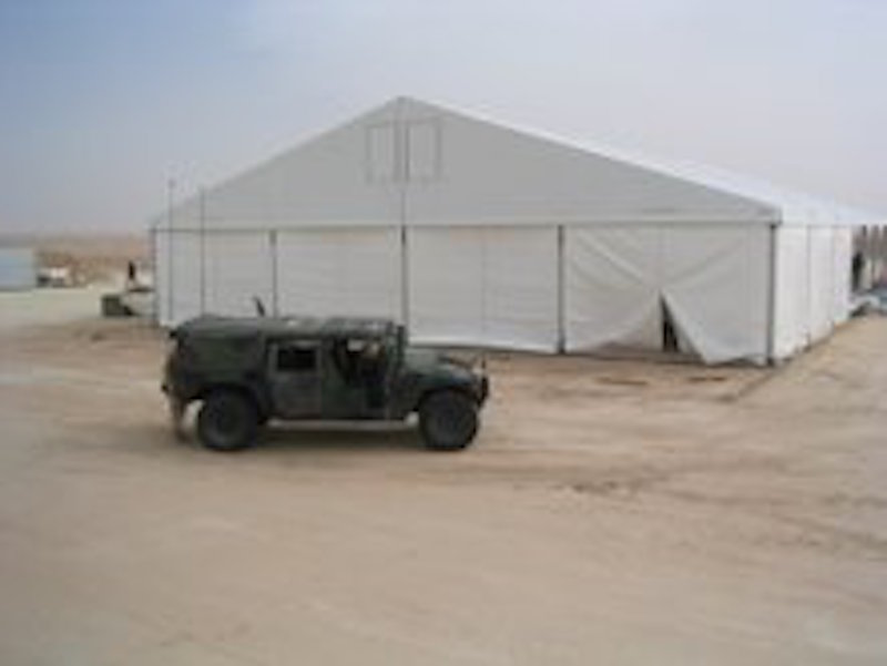 Tent Tentals For Government - Military Tent Structures For Sale