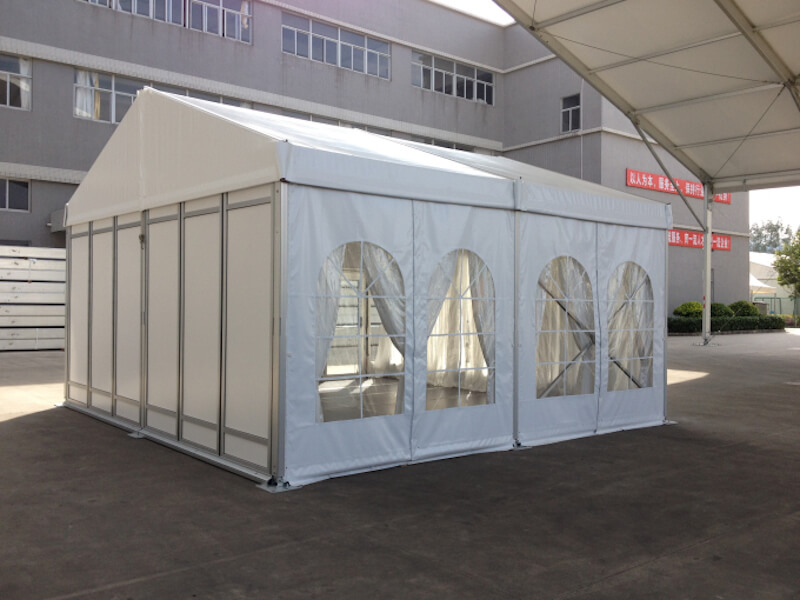Small Clear Span Structures - Small Industrial Tents