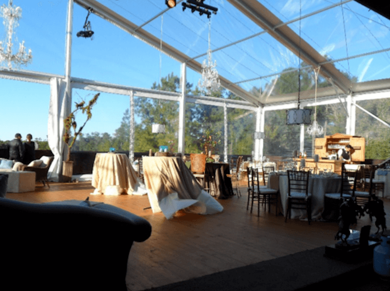 large party tent rentals